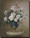 Delicate Petals Impressão em tela esticada por Ralph Steiner