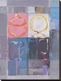 Medley Stretched Canvas Print by Hooshang Khorasani