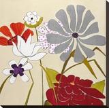 De nouveau ensemble Reproduction sur toile tendue par Joan Elan Davis
