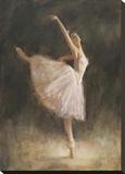 Pasión por la danza Reproducción en lienzo de la lámina por Richard Judson Zolan