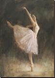 La passion de la danse Reproduction transférée sur toile par Richard Judson Zolan