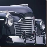 Detail of 1941 Buick Super 4-Door Convertible Reproduction transférée sur toile par Peter Harholdt