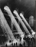 New York Grand Central Station Stretched Canvas Print
