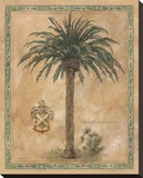 Phoenix Canariensis Stretched Canvas Print by Betty Whiteaker