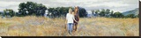 Old Friends Stretched Canvas Print by Steve Hanks