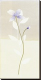 La Lavande ll Stretched Canvas Print by Simone Devalle