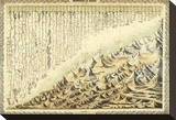 Mountains & Rivers, c.1856 Stretched Canvas Print by G. W. Colton