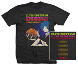 Elvis Costello - Revolver Tour 2011 Shirts