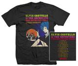 Elvis Costello - Revolver Tour 2011 Shirts