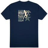 Elvis Costello - The Monkey Speaks His Mind 2005 Tour T-shirts