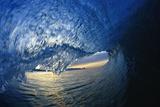 Dentro de una ola que está rompiendo Poster por David Pu'u
