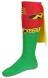 Robin Cape Knee High Socks Novelty