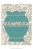 Pottery Patterns IV Prints by Erica J. Vess