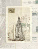 NY Sketchbook Posters by Lynnea Washburn