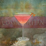 Cosmopolitan Prints by Lynnea Washburn