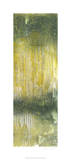Treeline Abstract II Limited Edition by Jennifer Goldberger