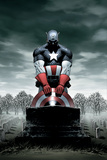 Captain America No.4 Cover: Captain America Photo by Steve Epting
