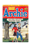 Archie Comics Retro: Archie Comic Book Cover No.27 (Aged) Poster by Al Fagaly