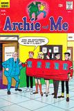 Archie Comics Retro: Archie and Me Comic Book Cover No.9 (Aged) Affiches par Dan DeCarlo