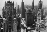 Chicago Skyscrapers in the Early 20th Century Prints by Bettmann