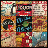 Lounge &amp; Libations Posters by Aaron Christensen