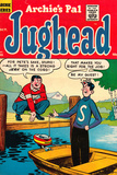 Archie Comics Retro: Jughead Comic Book Cover No.50 (Aged) Poster