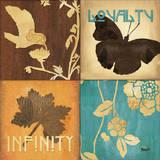 Organic Nature III Plakater af Debbie DeWitt
