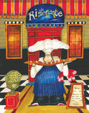 Ristorante Posters by Jennifer Garant