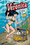 Archie Comics Cover: Veronica No.171 Prints by Dan Parent