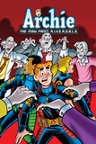 Archie Comics Cover: Archie No.612 The Man From R.I.V.E.R.D.A.L.E. Part 3 Prints by Fernando Ruiz