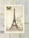 Paris Sketchbook Prints by Lynnea Washburn