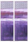 2-Up Purple Rain I Prints by Erin Ashley