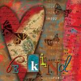 Just Be Kind Plakaty autor Victoria Hutto