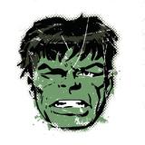 Marvel Comics Retro: The Incredible Hulk (aged) Plakater