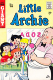 Archie Comics Retro: Little Archie Comic Book Cover No.11 (Aged) Print by Bob Bolling