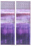 2-Up Purple Rain II Posters by Erin Ashley