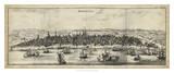 View of Bordeaux Prints