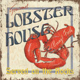 Lobster House Kunst af Debbie DeWitt