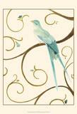 Avian Arabesque II Kunstdrucke von Erica J. Vess