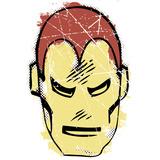 Marvel Comics Retro: The Invincible Iron Man (aged) Plakater