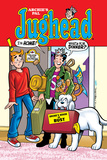 Archie Comics Cover: Jughead No.207 Prints by Fernando Ruiz