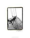 Set Sail IV Wydruk giclee premium autor Laura Denardo
