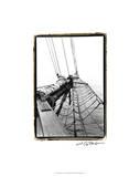 Set Sail IV Premium Giclee Print by Laura Denardo