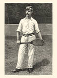Harper's Weekly Tennis II Prints