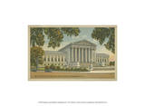 Supreme Court Building, Wash, D.C. Prints