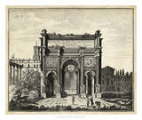 Arch at the Roman Forum Prints
