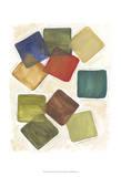 Color Bloc II Plakat af Lisa Choate