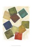 Color Bloc I Plakater af Lisa Choate