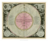 Planetary Chart IV Prints