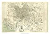 Landmarks of Rome Prints by Felix Benoist